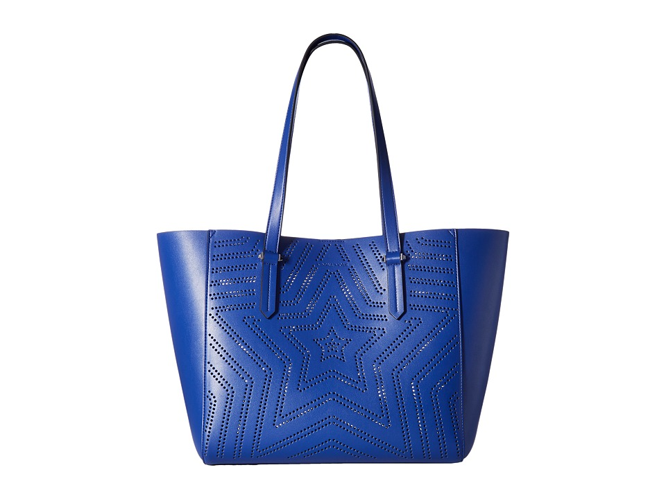KENDALL + KYLIE - Shelly Star Tote (Cobalt) Tote Handbags