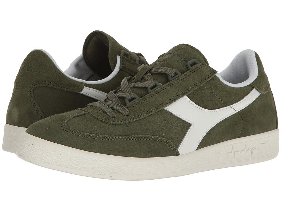 Diadora B.Original (Green Olivina) Athletic Shoes