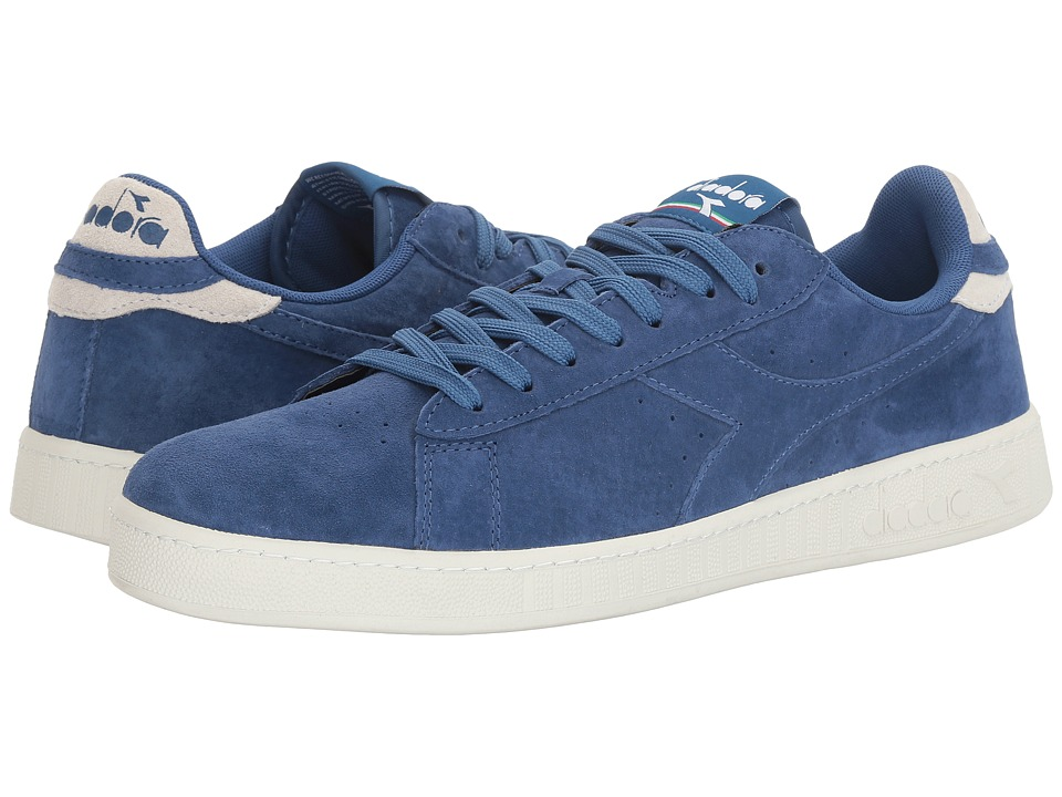 Diadora - Game Low S (Saltire Navy) Athletic Shoes