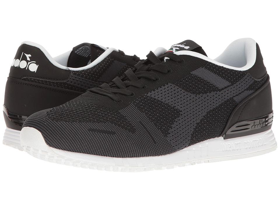 Diadora - Titan Weave (Black) Athletic Shoes