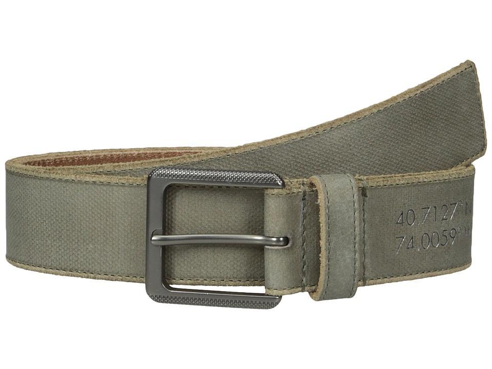 Calvin Klein - 38mm Belt w/ Harness Buckle (Cargo) Men's Belts