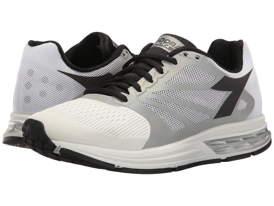 Diadora - Kuruka Hip (White) Women's Shoes