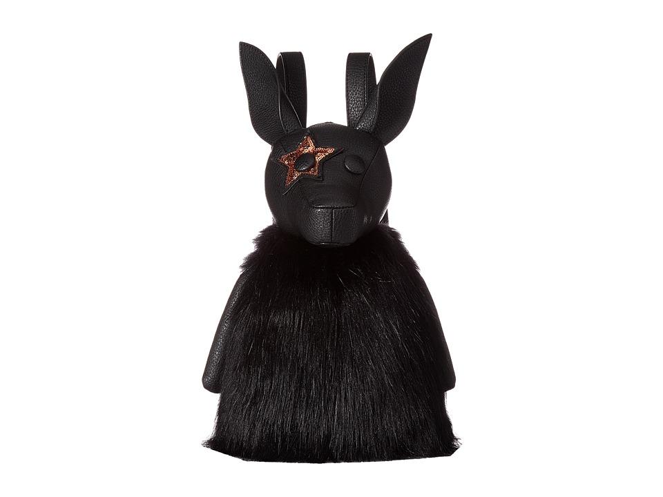 KENDALL + KYLIE - Normie Star (Black) Handbags