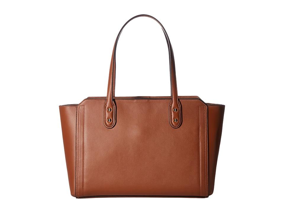 Ivanka Trump - Soho Solutions Top Zip Shopper (Luggage) Handbags