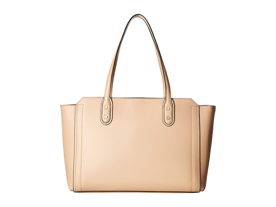 Ivanka Trump - Soho Solutions Top Zip Shopper (Nude) Handbags