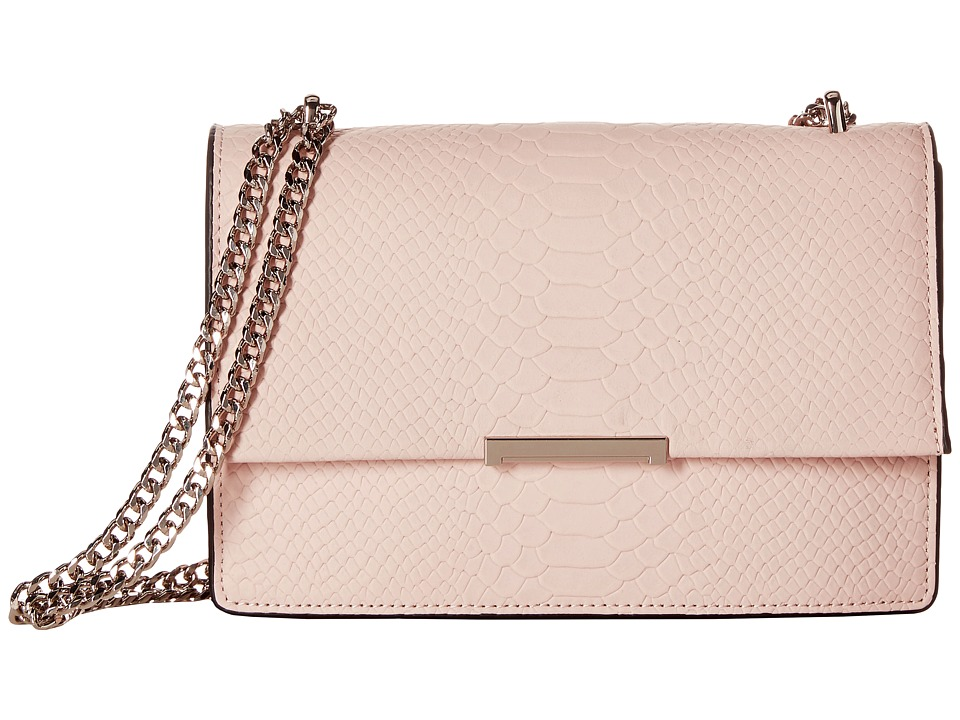 Ivanka Trump - Mara Cocktail Bag (Blush Matte Snake) Bags