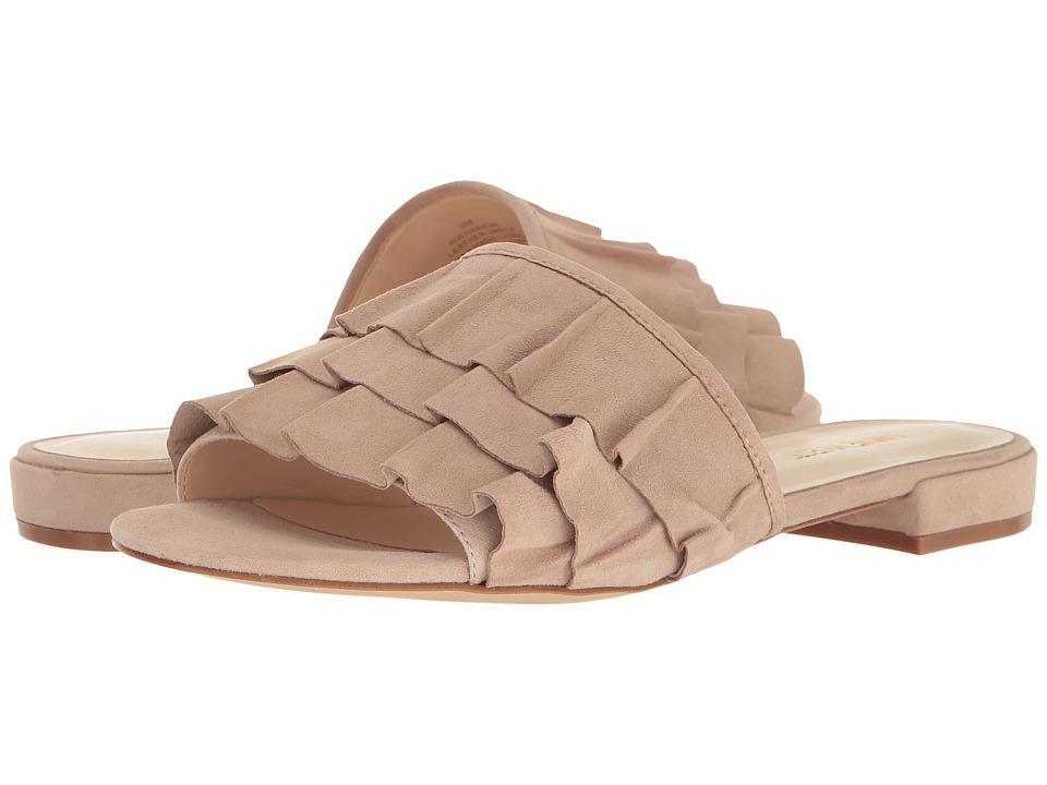 Nine West - Ivarene (Natural/Natural Suede) Women's Shoes