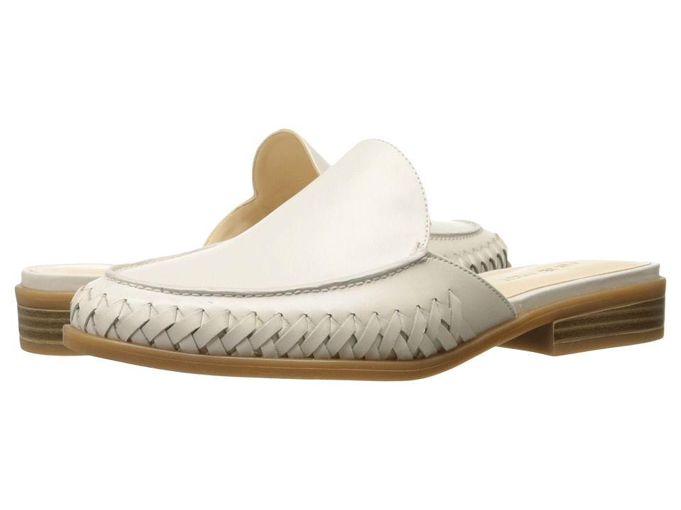 Nine West - Juanita (Off-White Leather) Women's Shoes