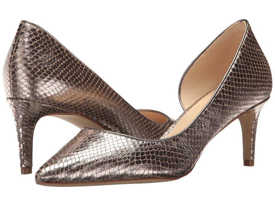 Nine West - Sabatay (Pewter/Pewter Metallic) Women's Shoes