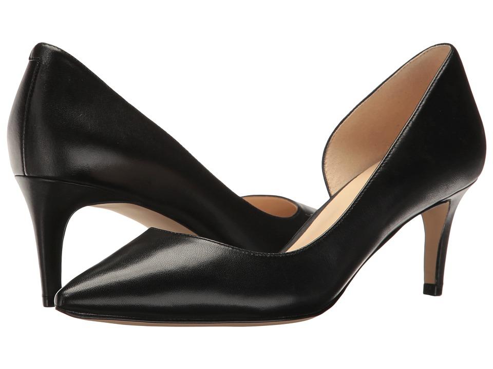 Nine West - Sabatay (Black Leather) Women's Shoes