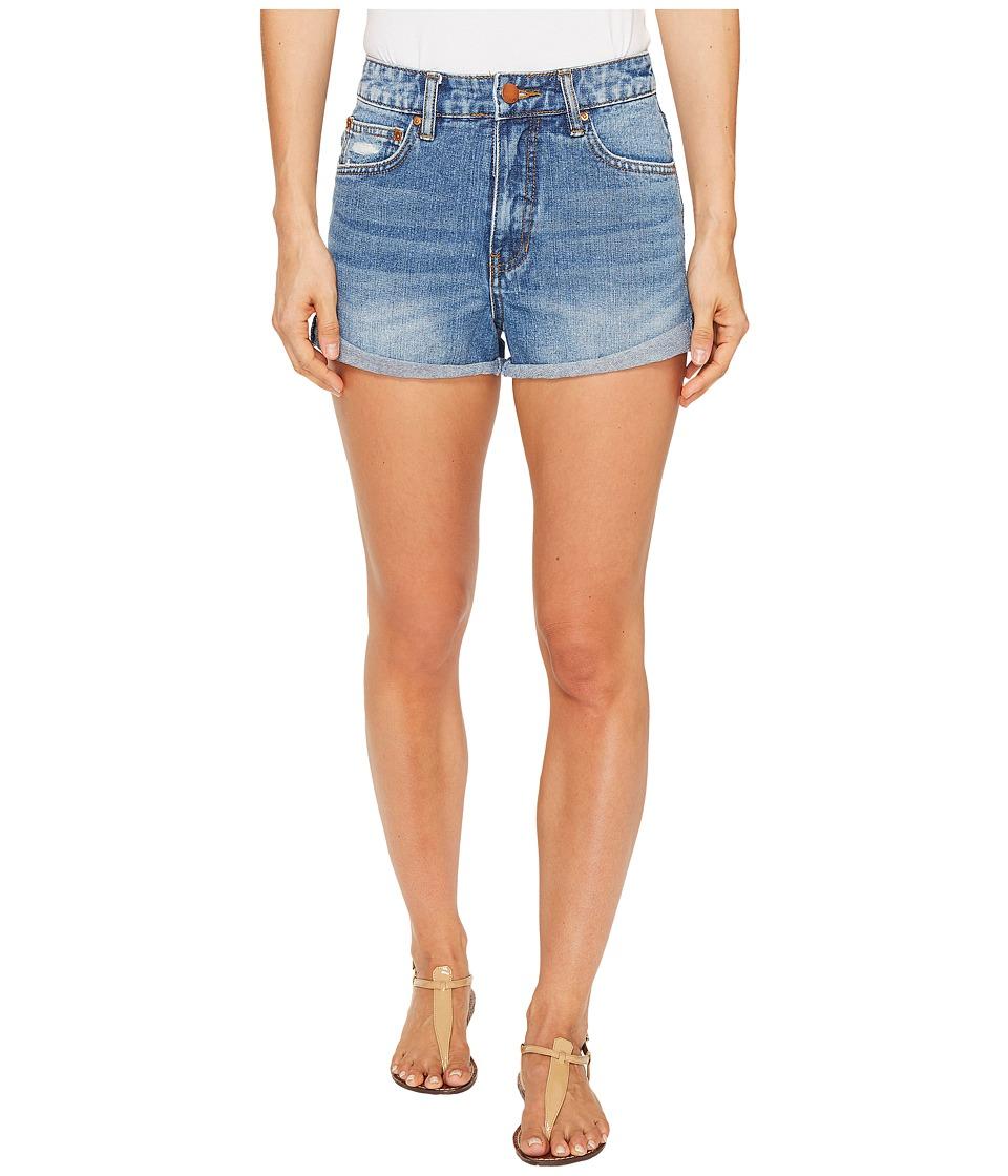 Billabong - Overdrive Walkshorts (Coastal Blue) Women's Shorts