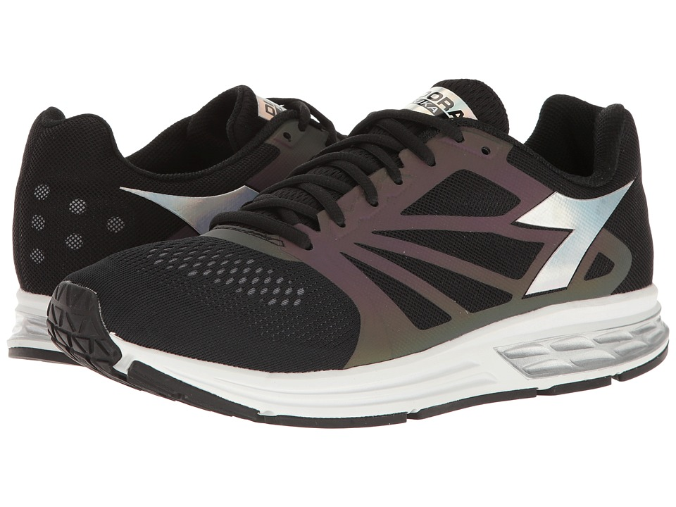 Diadora Kuruka Hip (Black/Black) Athletic Shoes