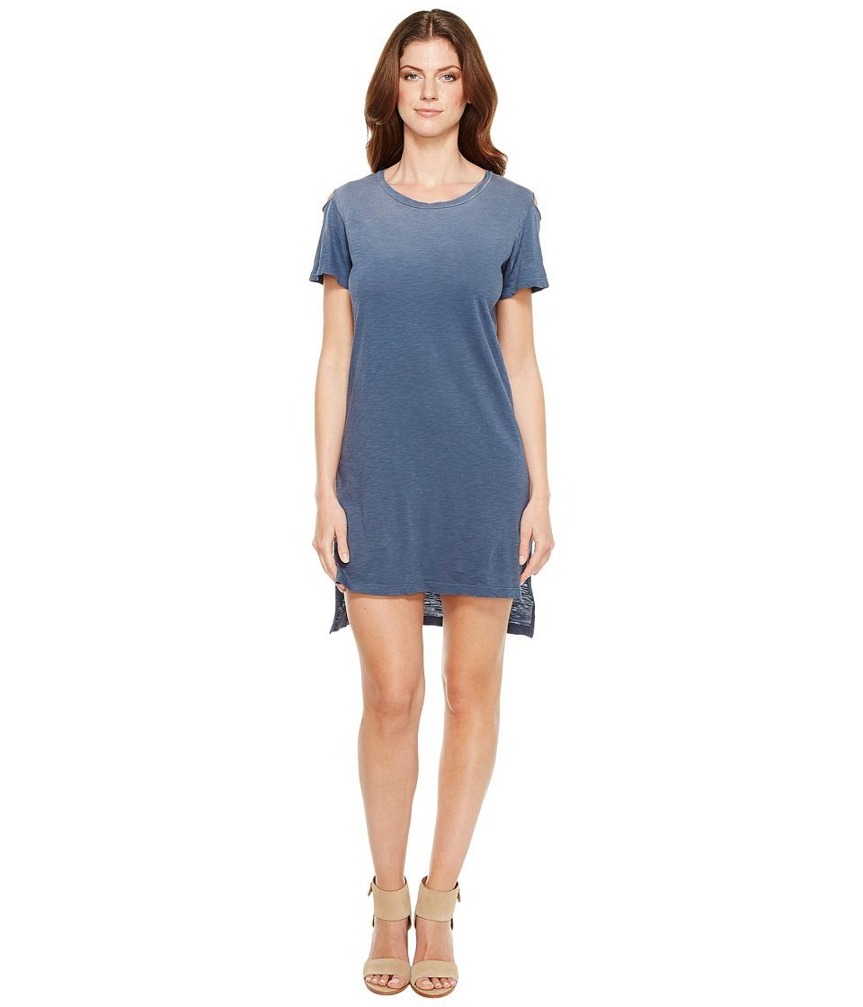 LNA - Luna Tee Dress (Navy Ink Potassium) Women's Dress