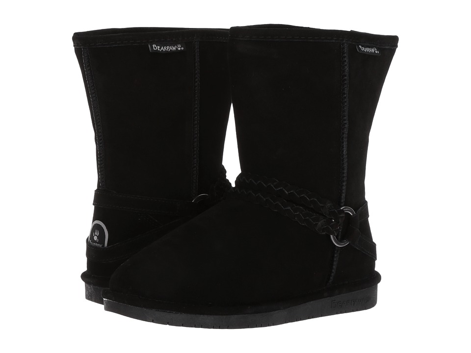 Bearpaw Adele (Black) Women