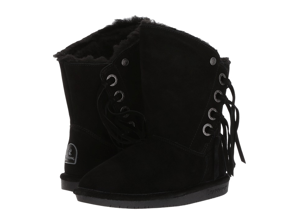 Bearpaw - Arya (Black II) Women's Shoes