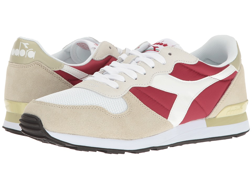 Diadora - Camaro (Red Bud/Overcast) Athletic Shoes