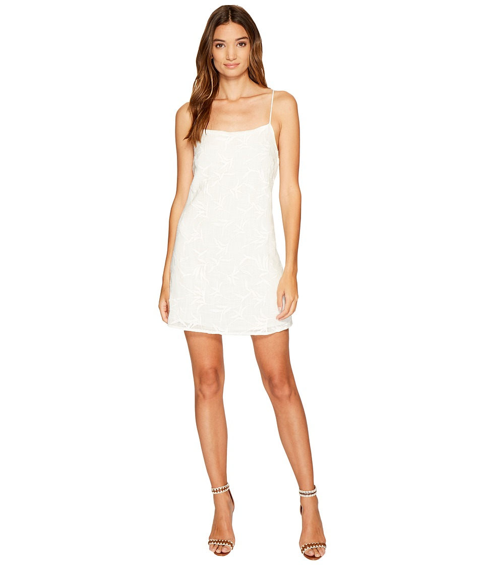 Lucy Love - Feels Good Dress (White) Women's Dress