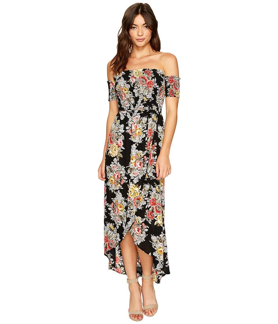 Lucy Love - Tranquility Dress (Black) Women's Dress