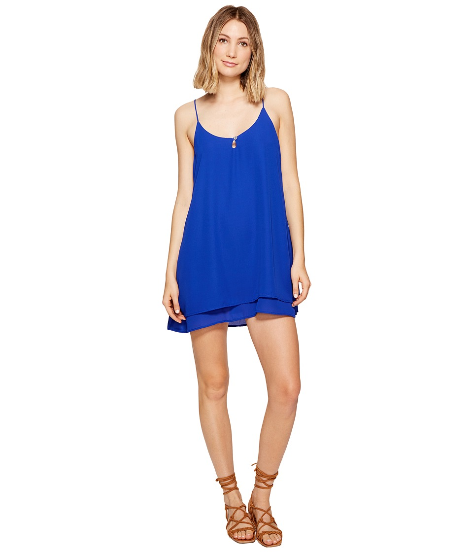 Lucy Love Gabby Dress (Boogalu Blue) Women's Dress