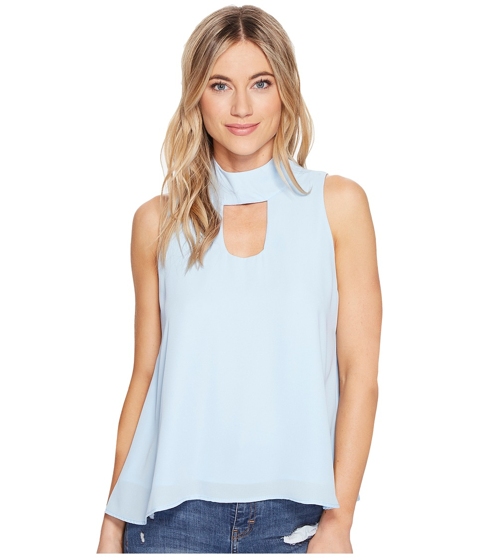 Lucy Love - West End Top (Blue Cloud) Women's Blouse