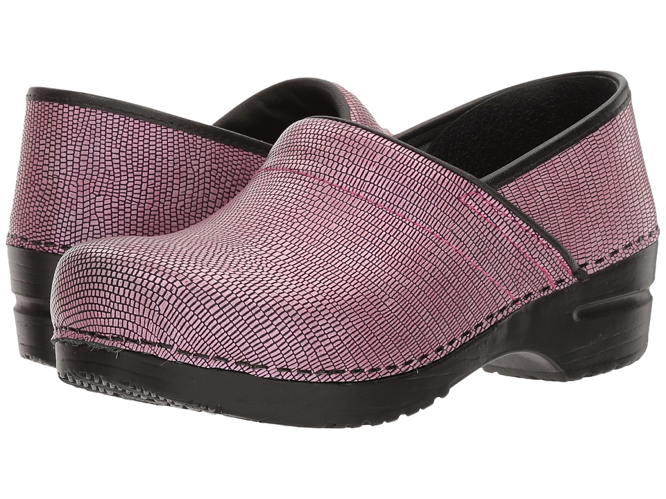 Sanita - Signature Professional Dream (Fuchsia) Women's Clog Shoes