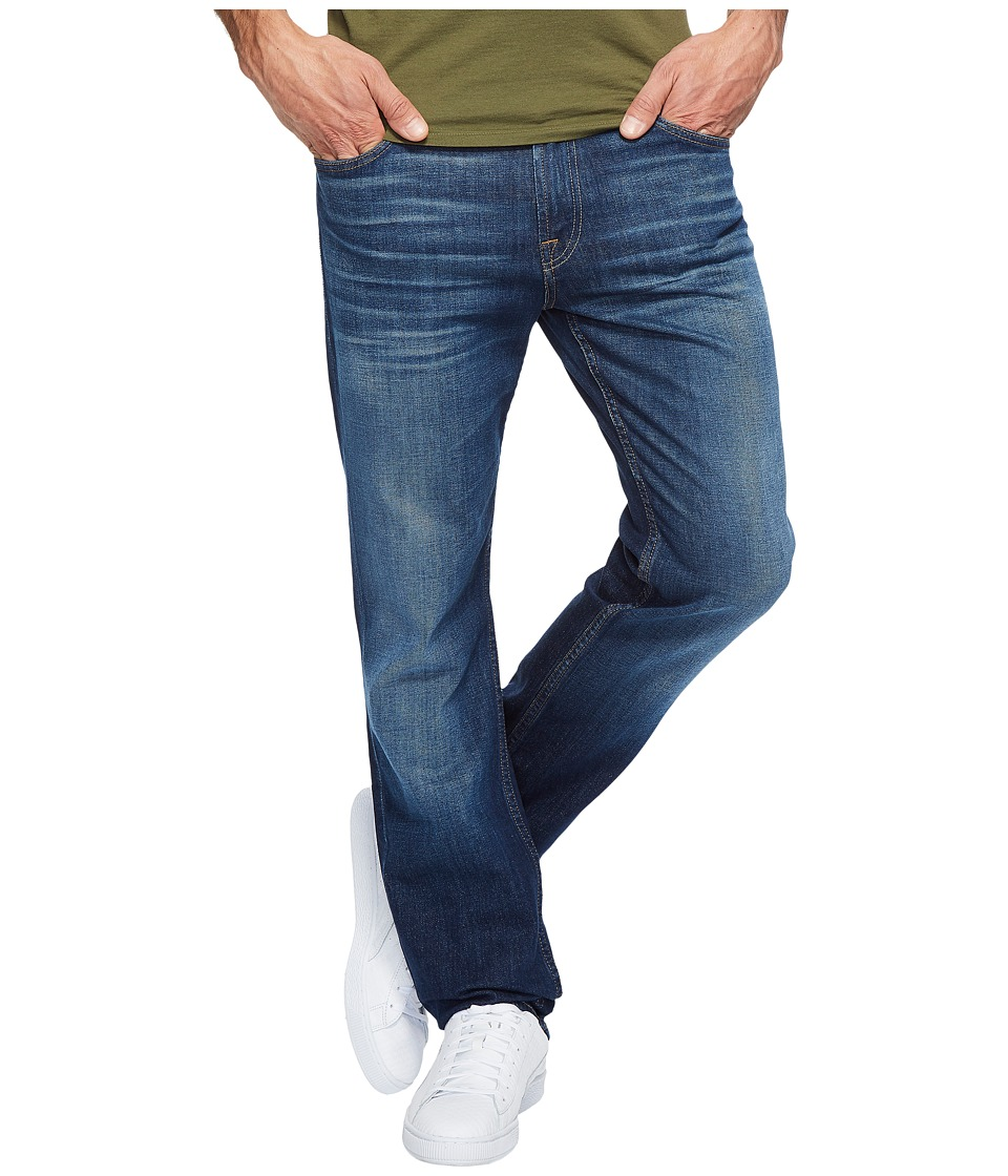 7 For All Mankind Slimmy in Saltwater (Saltwater) Men