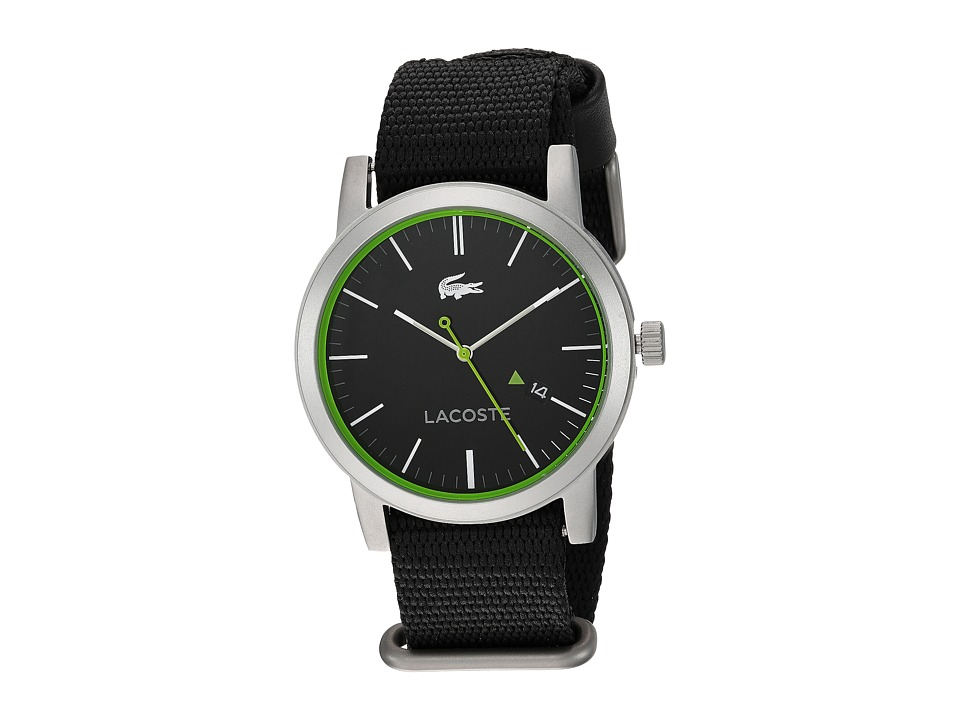 Lacoste - 2010836 - METRO (Green/Black) Watches