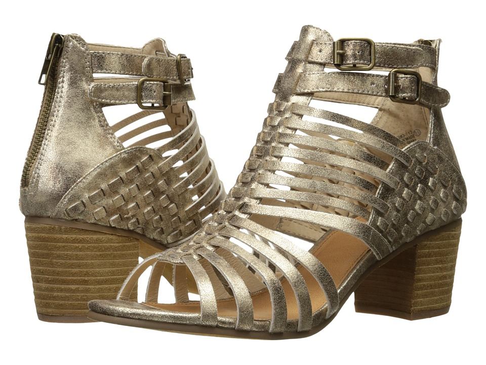 Not Rated - Ofanto (Gold) Women's Shoes