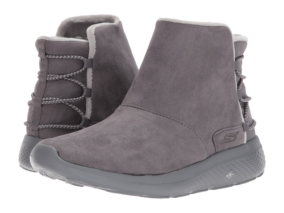SKECHERS Performance On-The-Go City 2 Adapt (Charcoal) Women