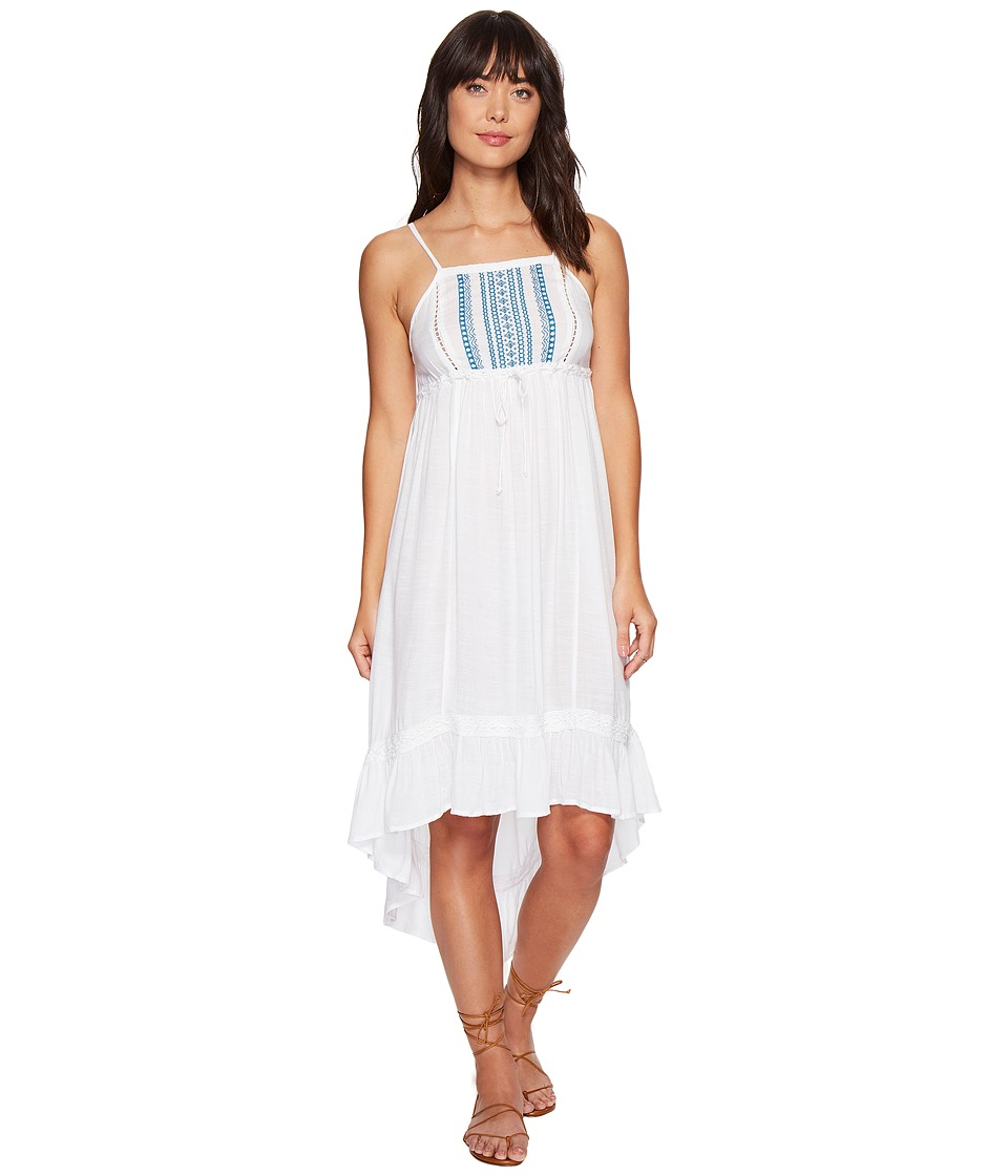 Rip Curl Far Out Maxi Dress (White) Women