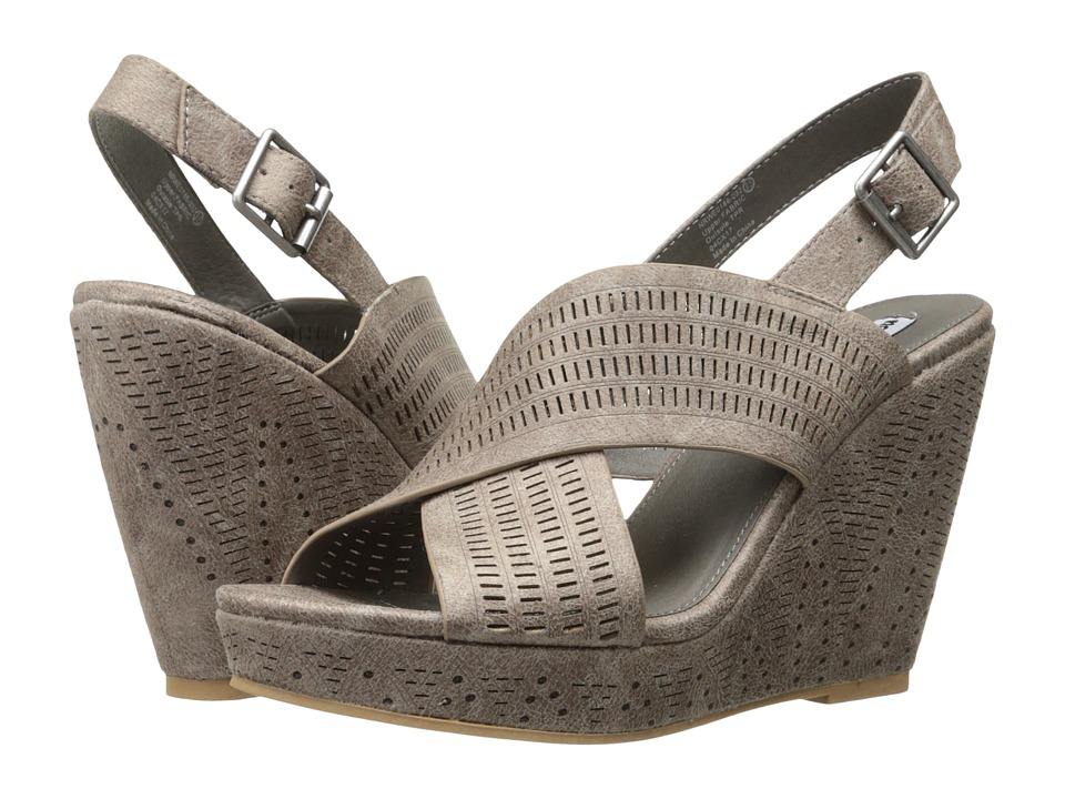 Not Rated - Leafy (Grey) Women's Shoes
