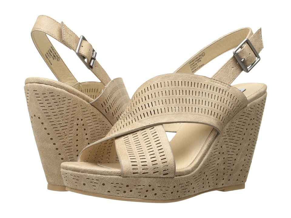 Not Rated - Leafy (Cream) Women's Shoes