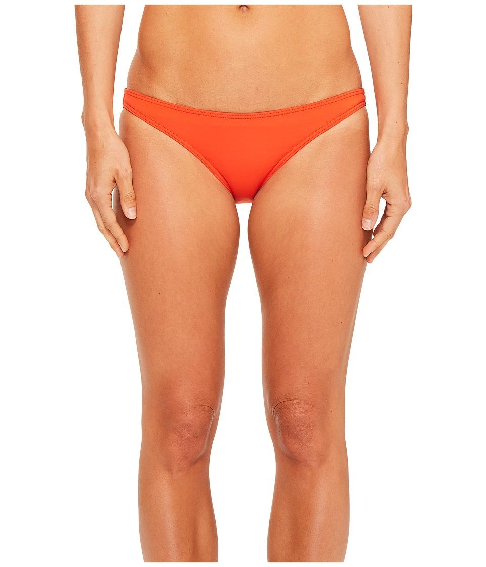 Rip Curl Classic Surf Full Bikini Bottom (Red) Women