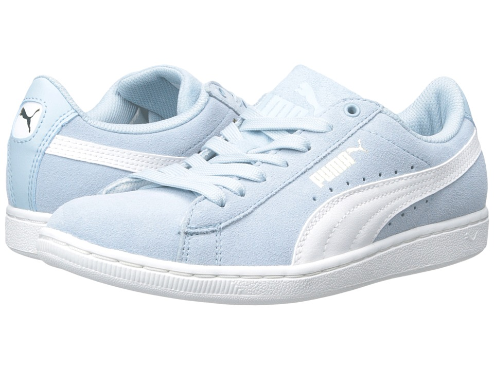PUMA - Puma Vikky NC (Cool Blue/White) Women's Shoes