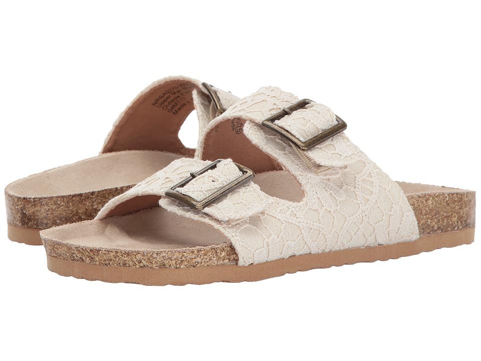 Not Rated - Kisha (Cream) Women's Shoes