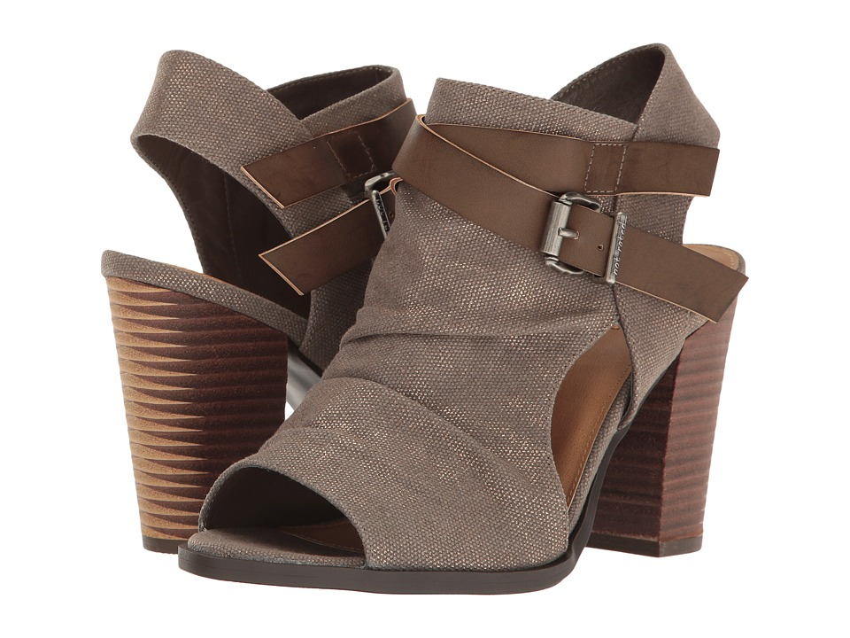 Not Rated - Meson (Taupe) Women's Shoes