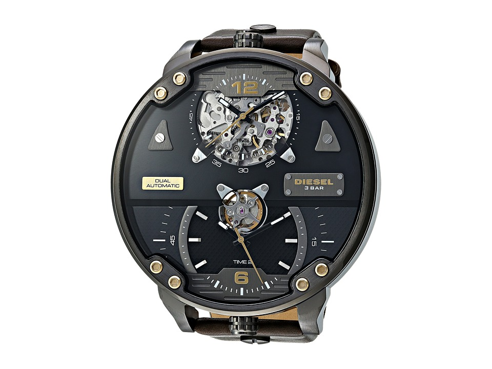 Diesel - DZ7365 (Black) Watches