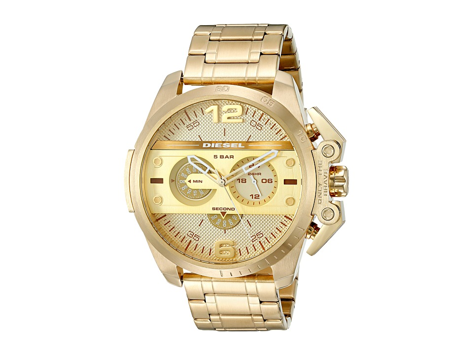 Diesel - DZ4377 (Gold) Watches