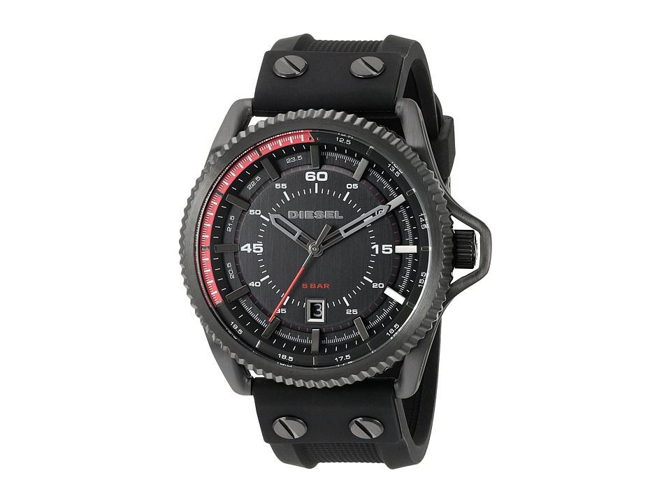 Diesel - DZ1760 (Black/Red) Watches
