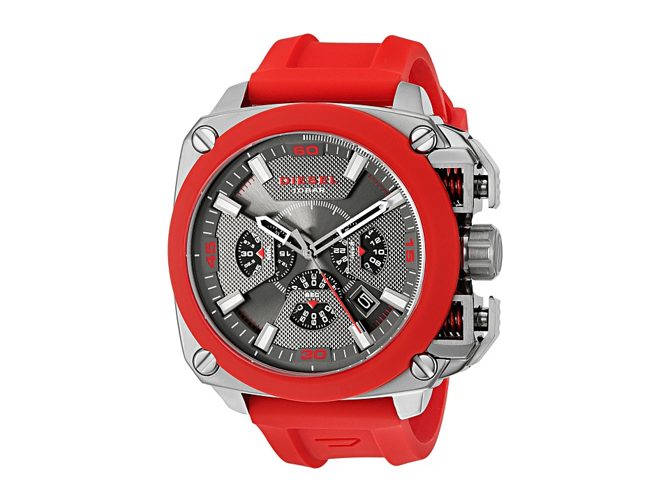 Diesel - DZ7368 (Red) Watches