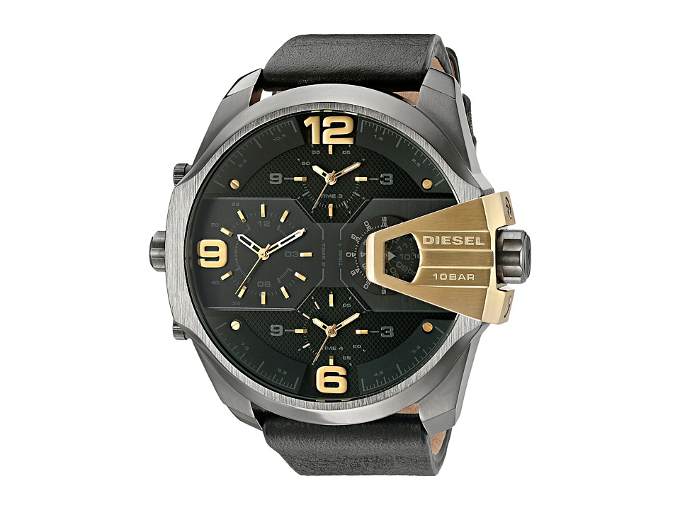 Diesel - DZ7377 (Black) Watches