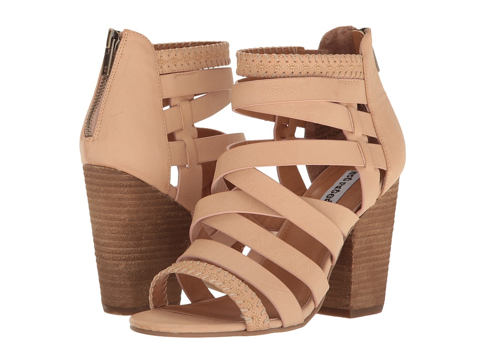 Not Rated - Feelin Strappy (Nude) Women's Shoes