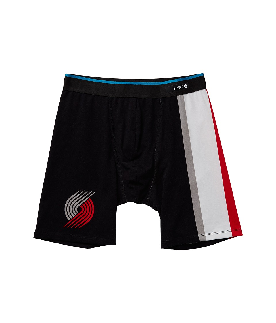 Stance - Blazers Underwear (Black) Men's Underwear