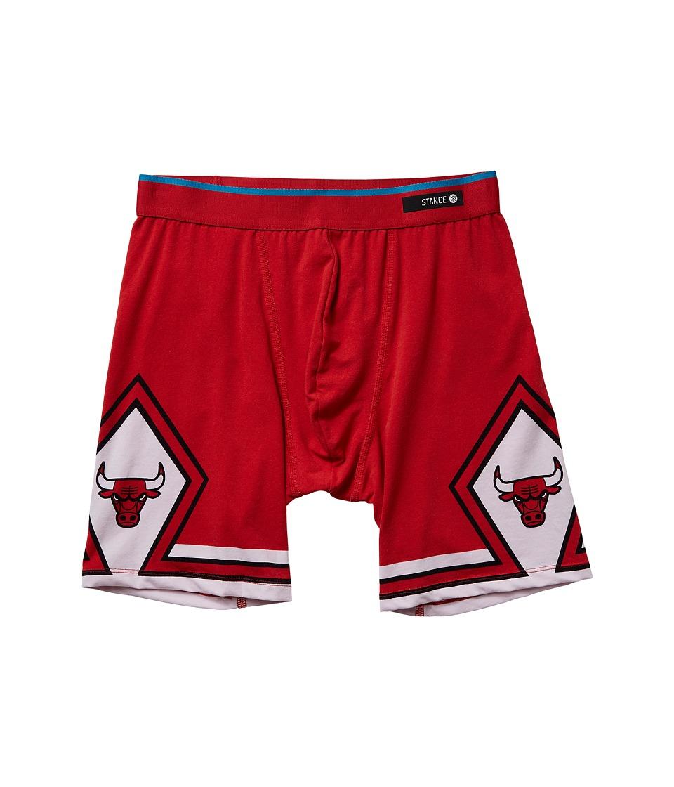 Stance - Bulls Underwear (Black) Men's Underwear