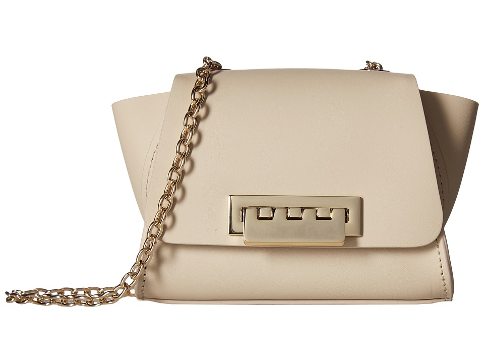 ZAC Zac Posen - Eartha Iconic Micro Crossbody (Sand Dollar) Cross Body Handbags