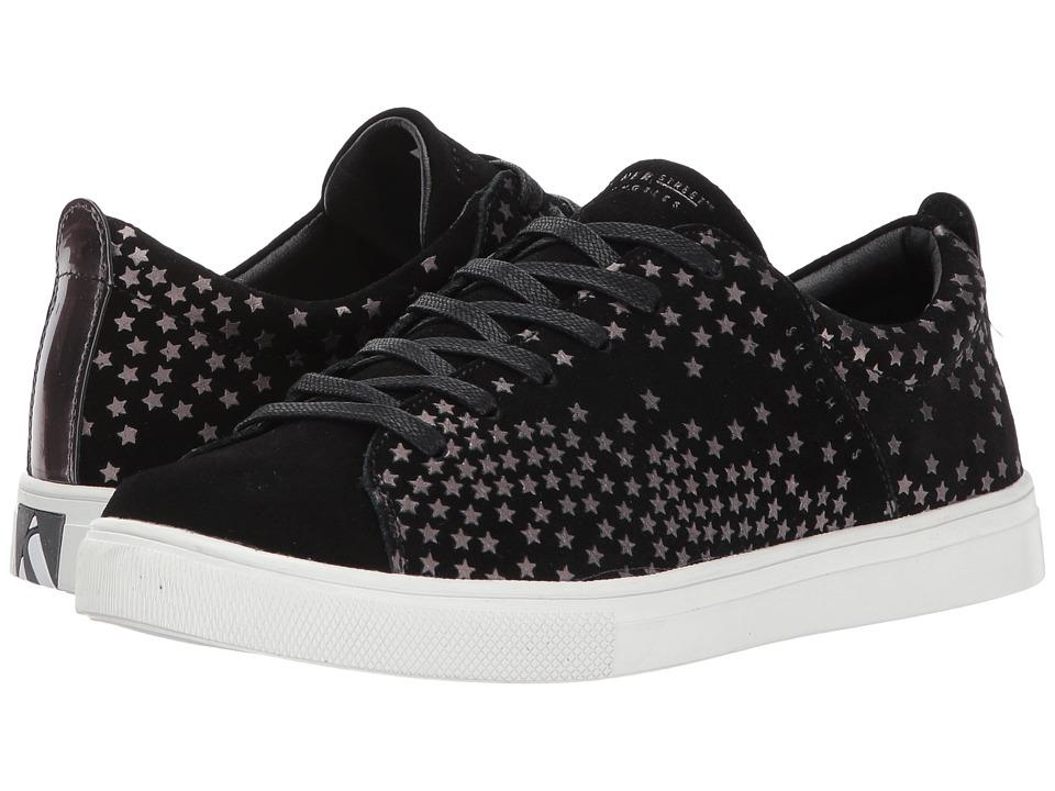 SKECHERS Street - Moda - Nebulae (Black) Women's Lace up casual Shoes