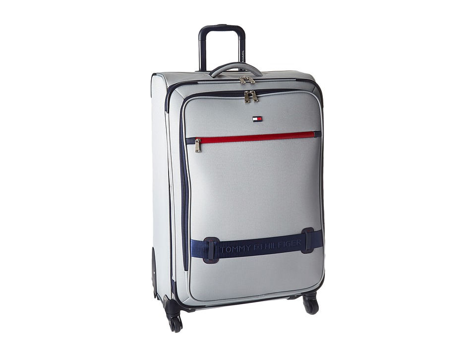 Tommy Hilfiger - Nomad 28 Upright Suitcase (Grey) Luggage