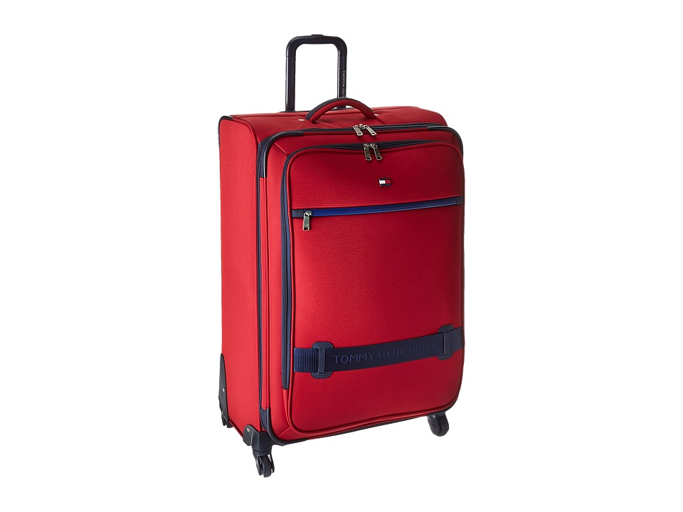 Tommy Hilfiger - Nomad 28 Upright Suitcase (Red) Luggage