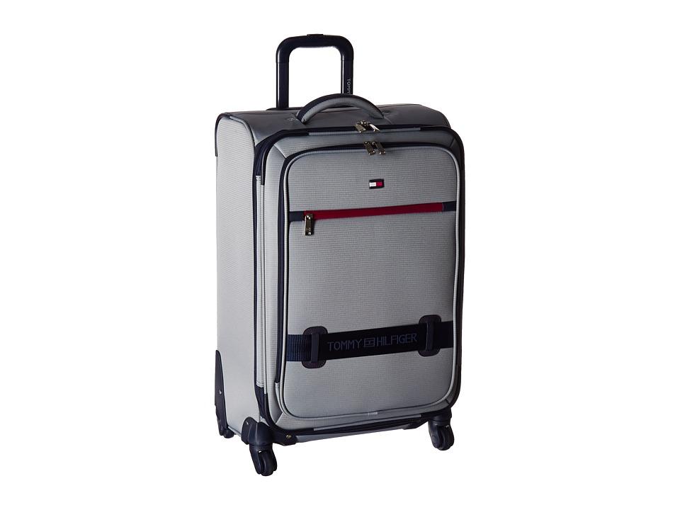 Tommy Hilfiger - Nomad 24 Upright Suitcase (Grey) Luggage