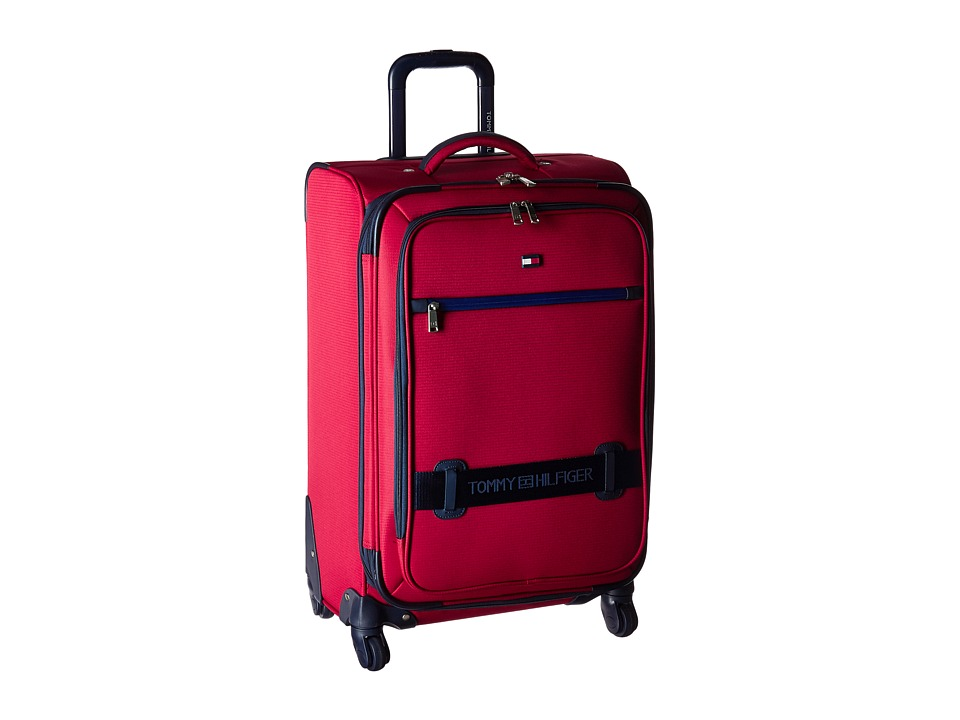 Tommy Hilfiger - Nomad 24 Upright Suitcase (Red) Luggage